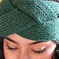 Headband d'hiver