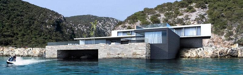 maison contemporaine aix en provence cc