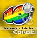 LosNumero1De40Principales2007