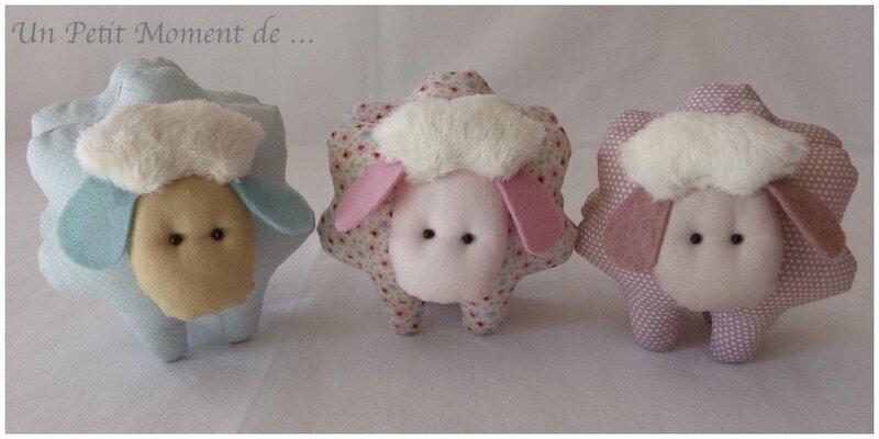 Moutons en famille 3
