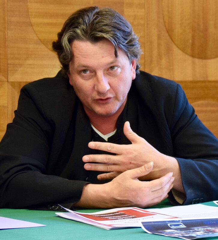 FÊTE MUSIQUE 2019 CONF PRESSE Frédéric Bernard
