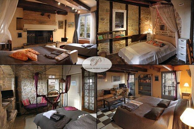 PUYCELSI_maison_d_hotes_Chez_Delphine_chambres
