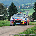 2011 : Rallye Vosgien