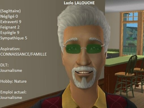 Lazlo Lalouche