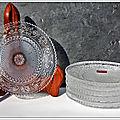 Cristal baccarat arabesque