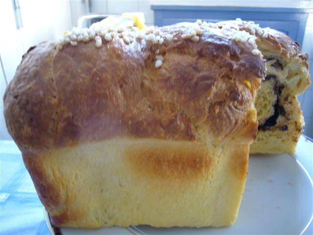 Pâte à Brioche pour les gourmands