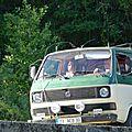 Volkswagen T3 ( Schwarzwald - Forêt noire )