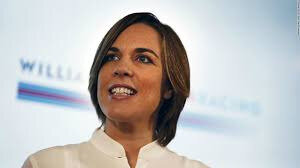 claire williams 2019 2