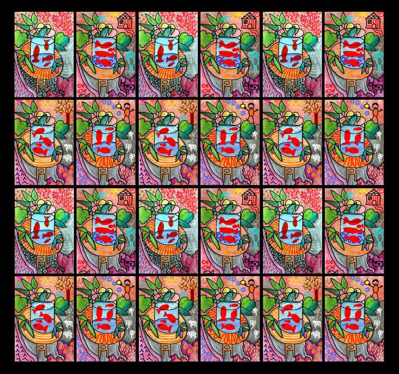10-TRANSFORMER-Les poissons de Matisse (3)