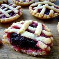 Mini-pies griottes