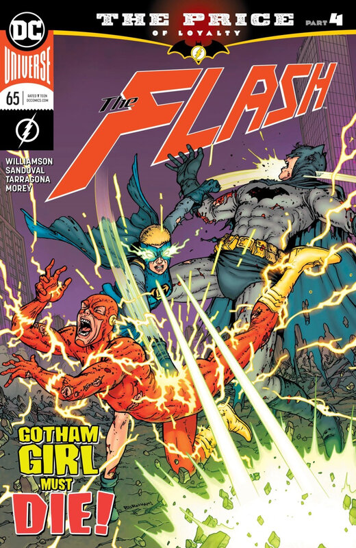 rebirth flash 65