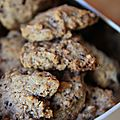 Cookies chocolat/noisettes (thermomix)