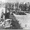 17ème de cavalerie US responsable du massacre des Indiens à Wounded Knee