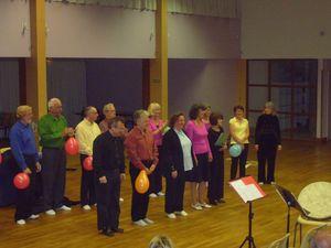 concert les fables 2009