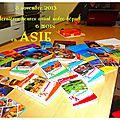Depart Asie