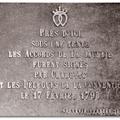 Il y a 20 ans, le souvenir vendéen commémorait la paix de la jaunaye