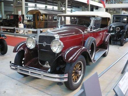 STUDEBAKER President 8 Model FA 1928 Bruxelles Autoworld (1)