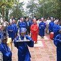 Phu tho : fête des temples des rois hùng