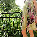 La robe trapèze/a-line