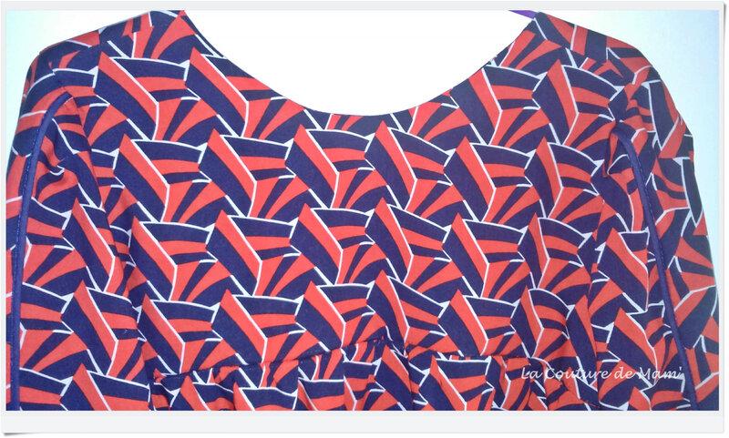 Ma blouse Panama
