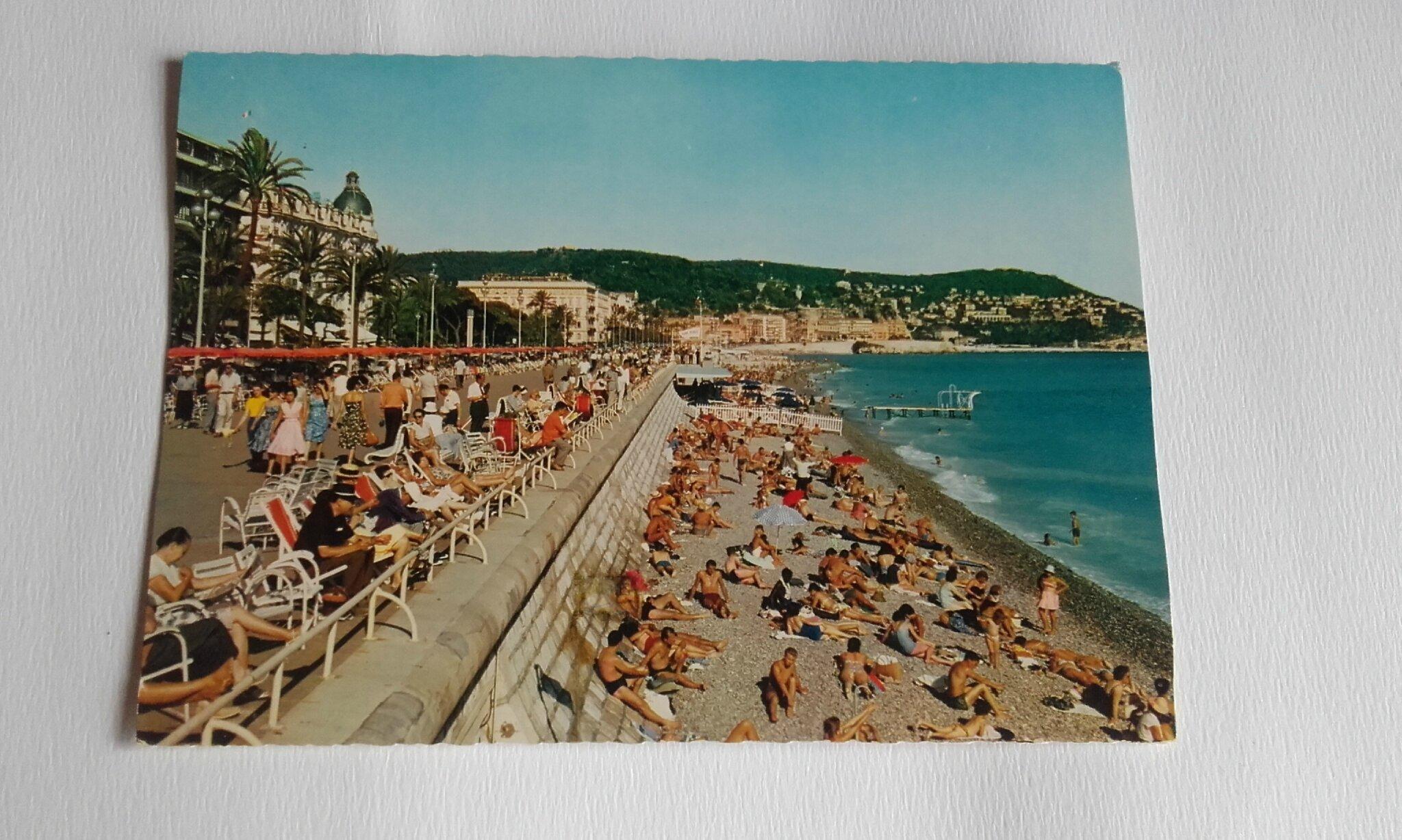 Nice 1 - la promenade des Anglais