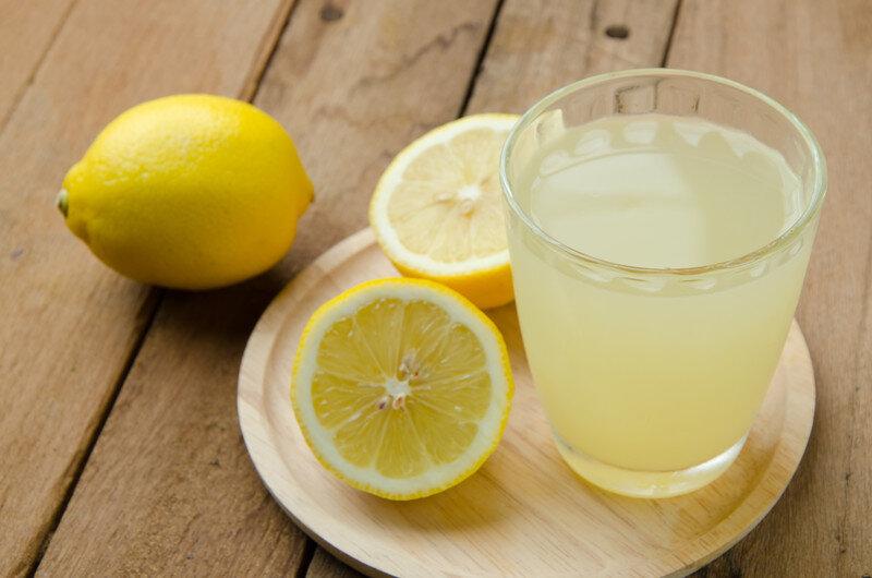 Le citron, pas bon pour tout le monde !