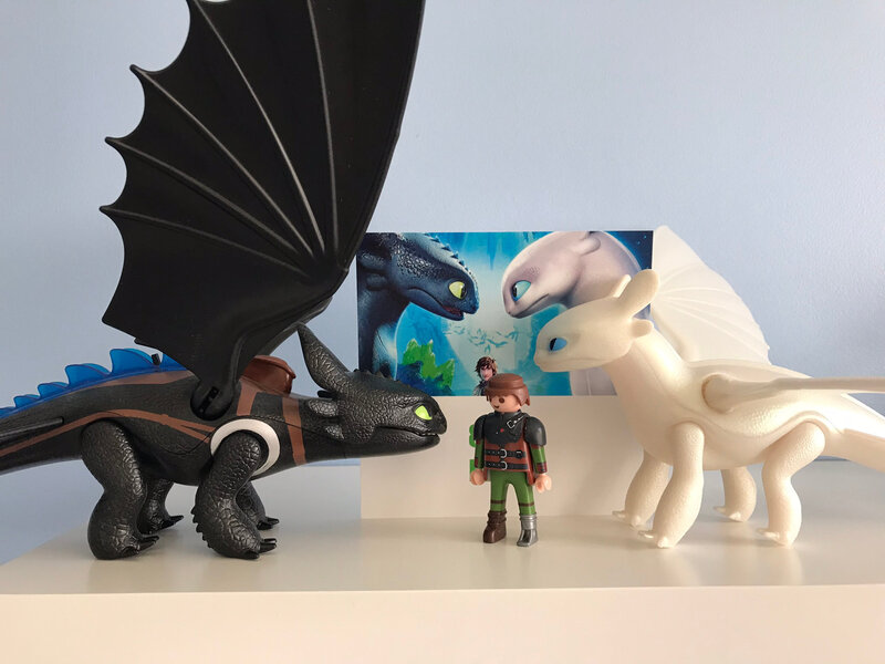Un anniversaire Dragons avec Popcarte ©Kid Friendly