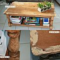 Cottage et Patine table basse interior's 0