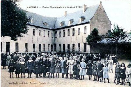 AVESNES-Ecole Municip de JF