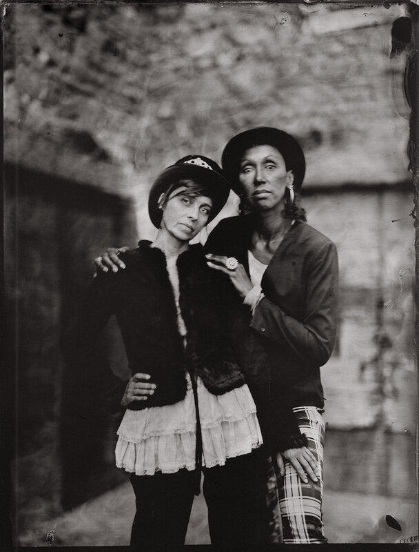 Sèverine et Cécile