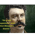 (re)lisons maupassant :)