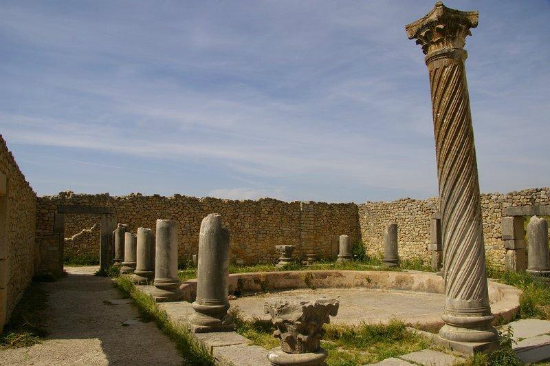 cb-ruines de Volubilis (3)