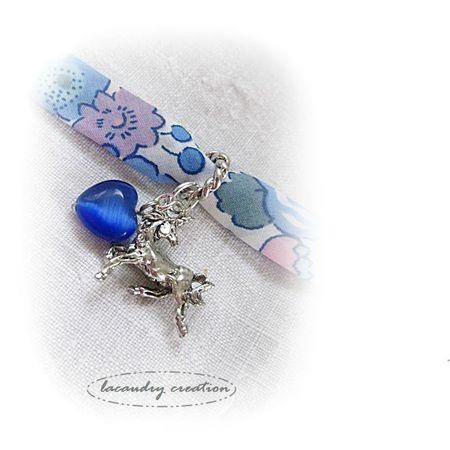 detail licorne bracelet liberty