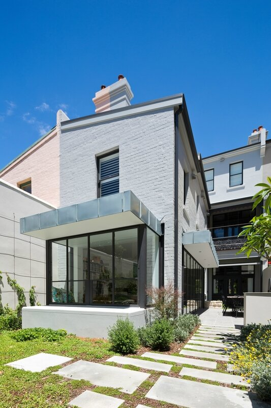 Randwick House II with Arent et Pyke interior design and decoration