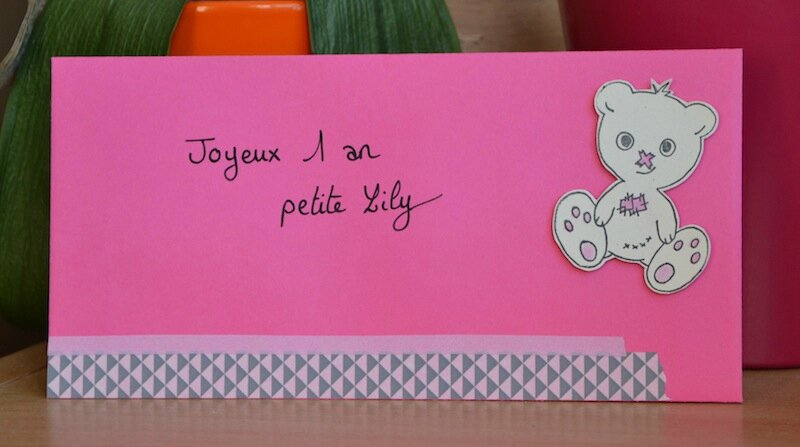 1 an Lily' - Juillet 2014