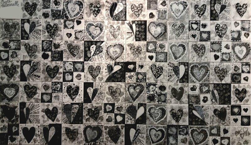 277_Noir et Blanc_Coeurs en noir et blanc (87)