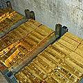 Vente rapide d'or brut en quantité en 2021