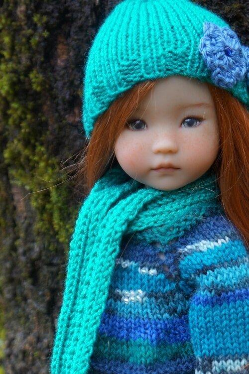 L'hiver de mes Little Darling - Annie de Dianna Effner -