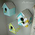 Easy birdhouse