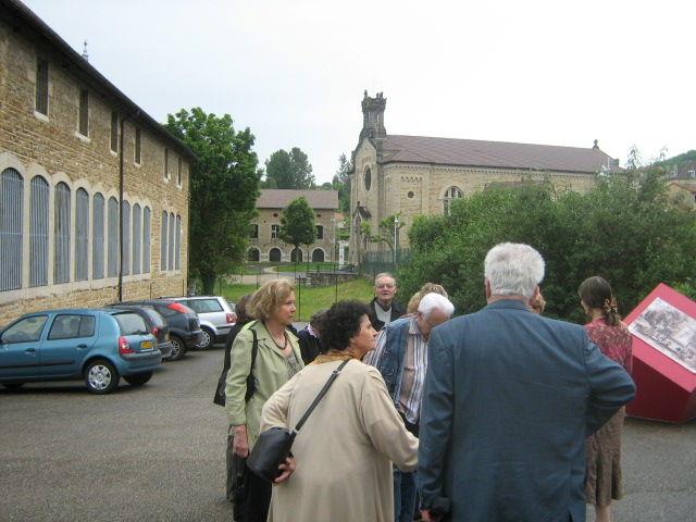 2008 F JUIN 1er SORTIE ANNUELLE SPL MUSEE DE LA SOIE JUJURIEUX 054