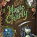 Magic charly, tome 1, l'apprenti, d'audrey alwett