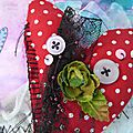Art journal love to love # 3