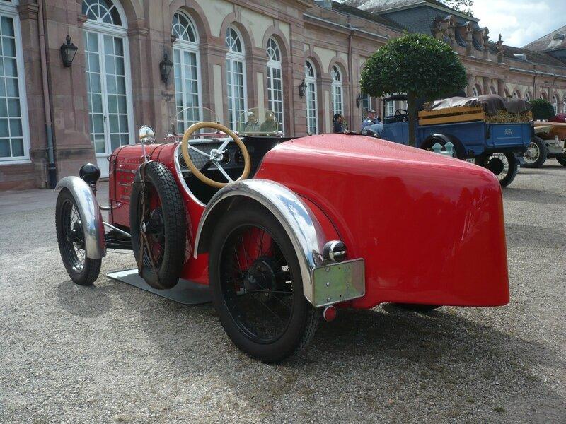 DIXI DA1 roadster 1928 Schwetzingen (2)