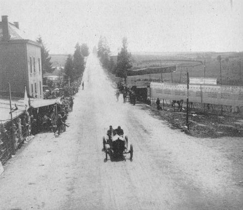 1906 circuit des ardennes - arthur duray (lorraine-dietrich) 1st 2