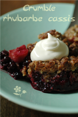 Crumble_rhubarbe_et_cassis