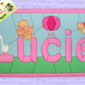 Carton-mousse Lucie