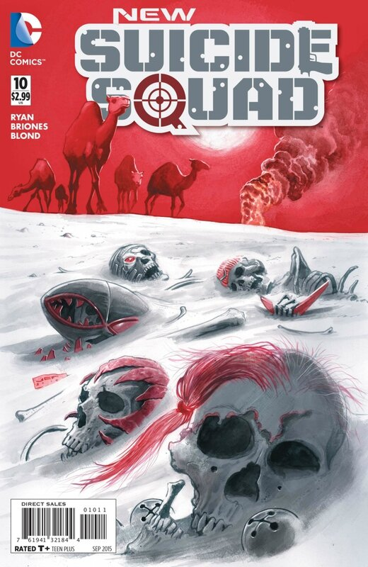new 52 new suicide squad 10