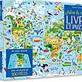 Atlas du monde illustré