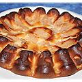 Flan pommes mascarpone (thermomix ou pas )