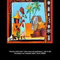 Scènes de la vie quotidienne en afrique...